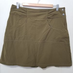Athleta size 10 skirt with built in shorts